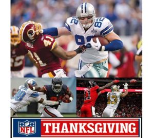 redskins vs cowboys nfl thanksgiving 2018